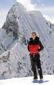 Cordillera Blanca Peru photo by Kurt Rademaker
